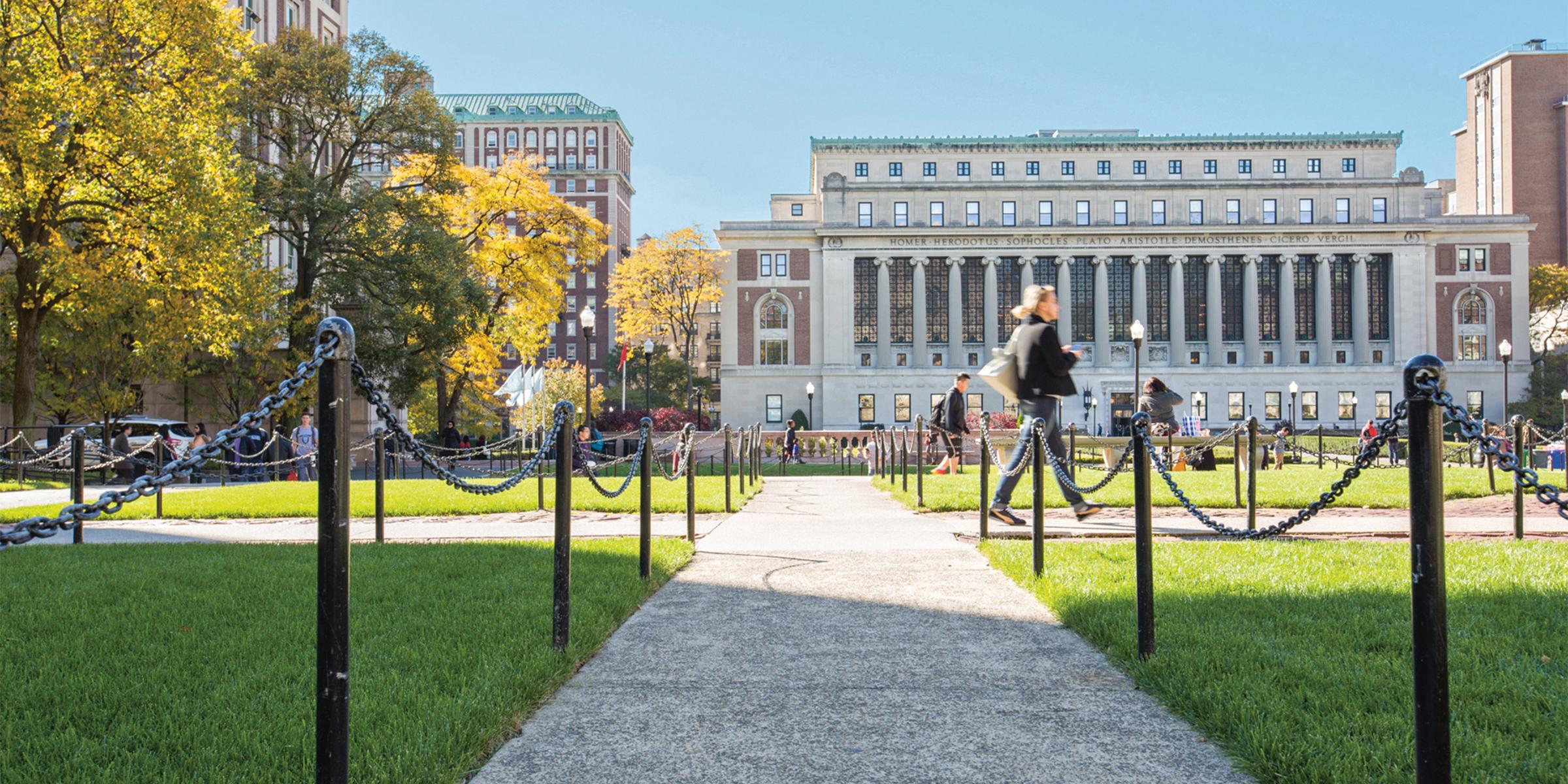 J D Admissions Columbia Law School