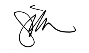 Gillian Lester signature