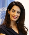 International human rights lawyer Amal Clooney