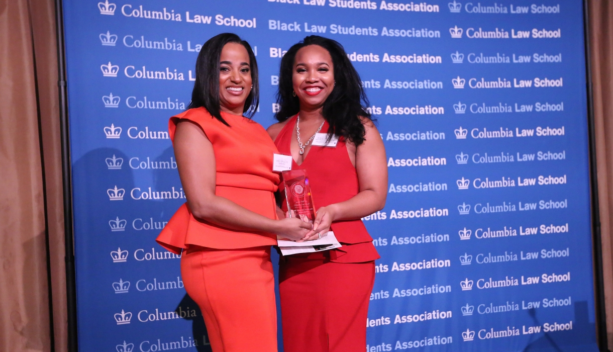 Jamila Hall '03 Honored At 2020 Paul Robeson Gala