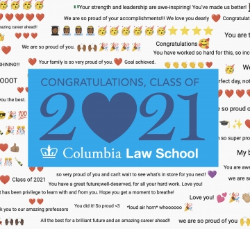 words and emojis of congratulations