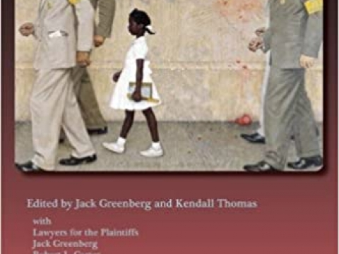 Cover of The Legacy of Brown v. Board of Education: Reflections and Colloquy