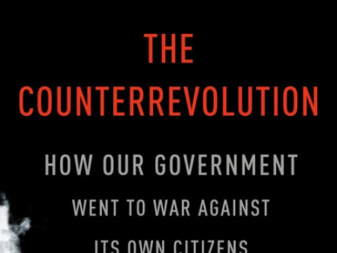 Book cover of The Counterrevolution How Our Government Went to War Against Its Own Citizens by Bernard E. Harcourt