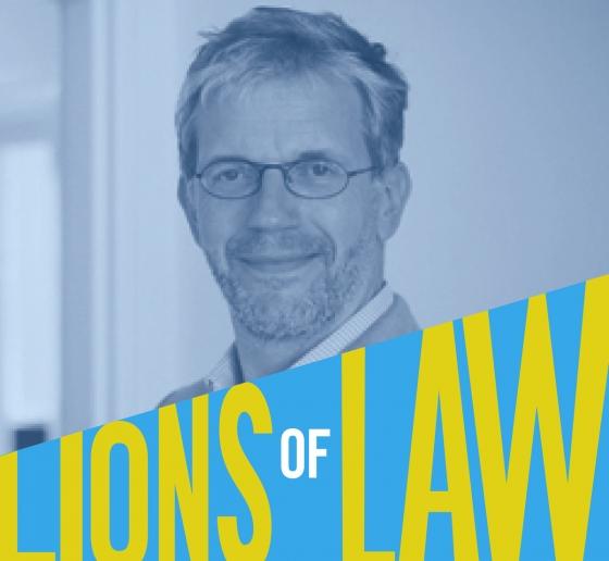 Portrait of an Art Lawyer | Columbia Law School