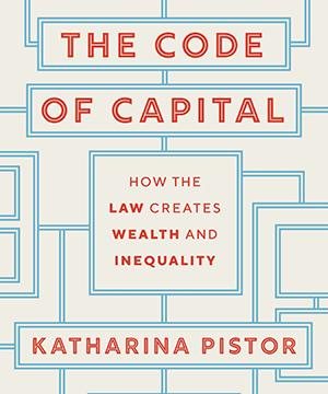 Book cover of The Code of Capital