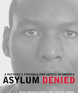 Picture of the book cover Asylum Denied
