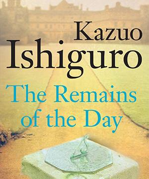Picture of the book cover The Remains of the Day