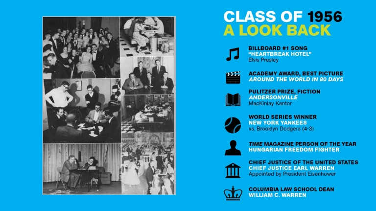 Look Back Slide - Class of 1956